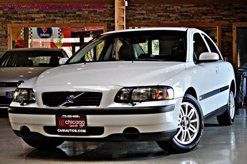 2004 Volvo S60 for sale at Chicago Cars US in Summit IL