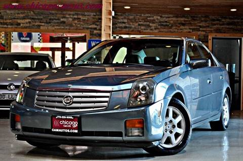 2006 Cadillac CTS for sale at Chicago Cars US in Summit IL