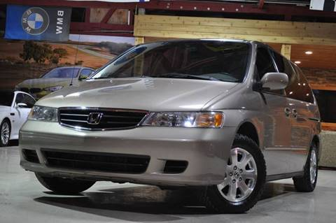 2004 Honda Odyssey for sale at Chicago Cars US in Summit IL