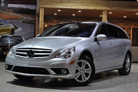 2008 Mercedes-Benz R-Class for sale at Chicago Cars US in Summit IL