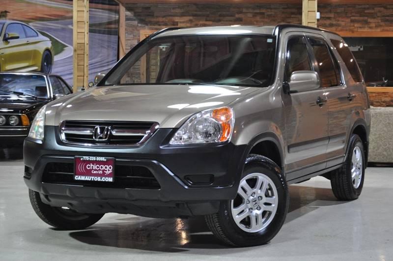 2003 Honda CR V AWD EX 4dr SUV   Summit IL