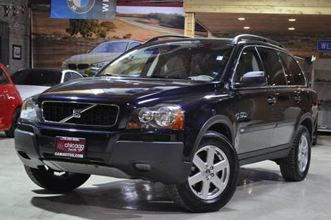 2005 Volvo XC90 for sale at Chicago Cars US in Summit IL