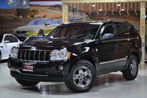 2006 Jeep Grand Cherokee for sale at Chicago Cars US in Summit IL