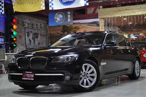 2011 BMW 7 Series for sale at Chicago Cars US in Summit IL