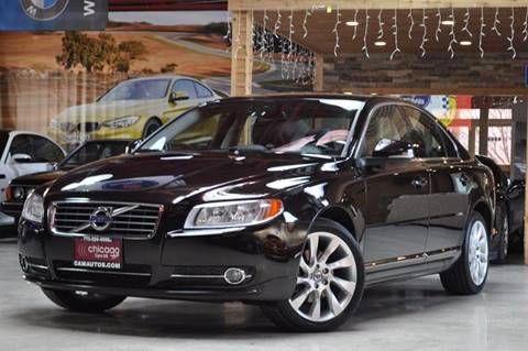 2012 Volvo S80 for sale at Chicago Cars US in Summit IL