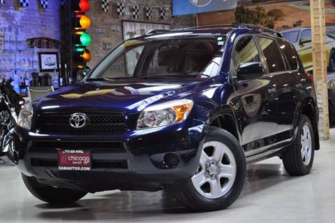 2007 Toyota RAV4 for sale at Chicago Cars US in Summit IL