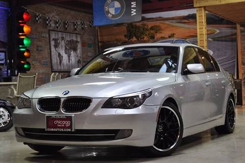 2009 BMW 5 Series for sale at Chicago Cars US in Summit IL