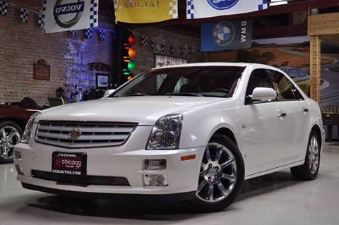 2007 Cadillac STS for sale in Summit, IL