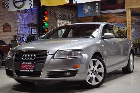 2006 Audi A6 for sale in Summit, IL