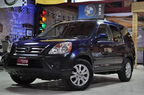 2005 Honda CR-V for sale at Chicago Cars US in Summit IL