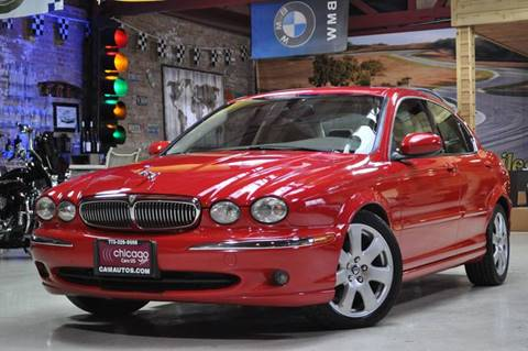 2004 Jaguar X-Type for sale at Chicago Cars US in Summit IL