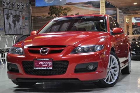 2007 Mazda MAZDASPEED6 for sale at Chicago Cars US in Summit IL