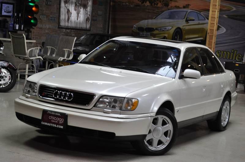 1995 Audi S6 Awd Quattro Turbo 4dr Sedan In Summit Il Chicago Cars Us
