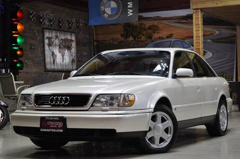 1995 Audi S6 for sale at Chicago Cars US in Summit IL