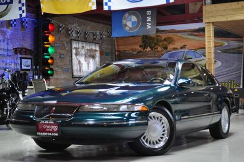 1993 Lincoln Mark VIII for sale at Chicago Cars US in Summit IL