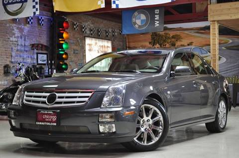 2007 Cadillac STS for sale at Chicago Cars US in Summit IL