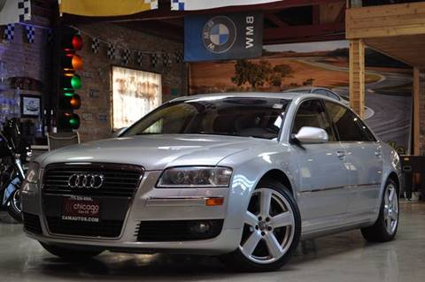 2006 Audi A8 L for sale at Chicago Cars US in Summit IL