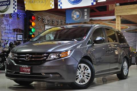 2014 Honda Odyssey for sale at Chicago Cars US in Summit IL