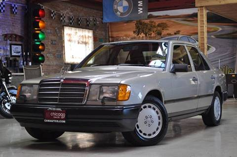 1986 Mercedes-Benz 300-Class for sale at Chicago Cars US in Summit IL