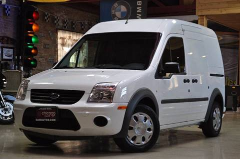 2011 Ford Transit Connect for sale at Chicago Cars US in Summit IL