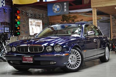 2005 Jaguar XJ-Series for sale at Chicago Cars US in Summit IL