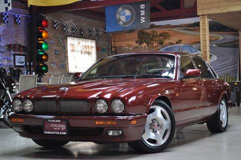 1995 Jaguar XJR for sale at Chicago Cars US in Summit IL