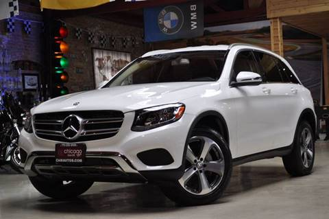2016 Mercedes-Benz GLC for sale at Chicago Cars US in Summit IL