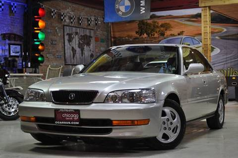1998 Acura TL for sale at Chicago Cars US in Summit IL