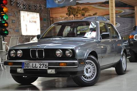 1986 BMW 3 Series for sale at Chicago Cars US in Summit IL