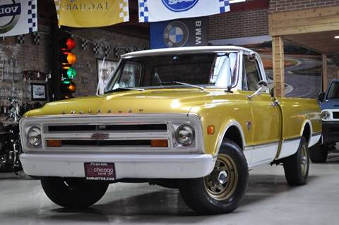 1968 Chevrolet G20 for sale at Chicago Cars US in Summit IL