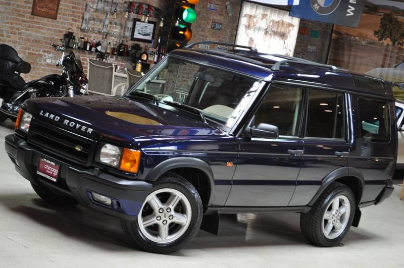 2000 land rover discovery series ii awd 4dr suv in summit il