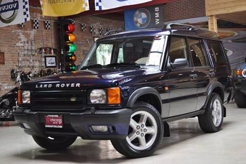 2000 Land Rover Discovery Series II for sale at Chicago Cars US in Summit IL