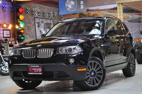 2008 BMW X3 for sale at Chicago Cars US in Summit IL