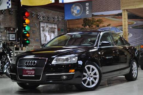 2005 Audi A6 for sale at Chicago Cars US in Summit IL