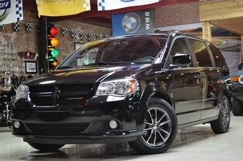 2017 Dodge Grand Caravan for sale at Chicago Cars US in Summit IL