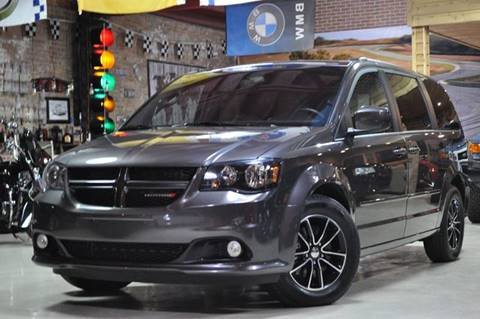 2016 Dodge Grand Caravan for sale at Chicago Cars US in Summit IL