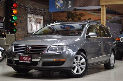 2007 Volkswagen Passat for sale at Chicago Cars US in Summit IL