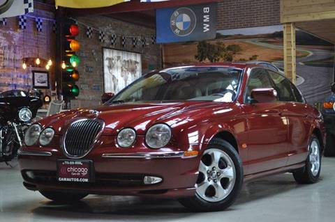 2002 Jaguar S-Type for sale at Chicago Cars US in Summit IL
