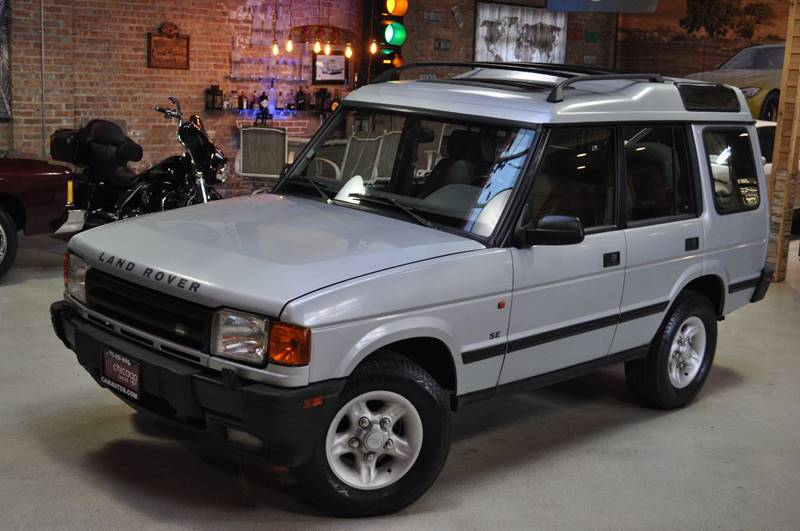 1997 Land Rover Discovery AWD SD 4dr SUV In Summit IL - Chicago Cars