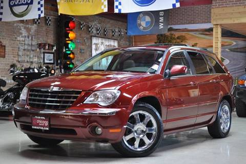 2007 Chrysler Pacifica for sale at Chicago Cars US in Summit IL