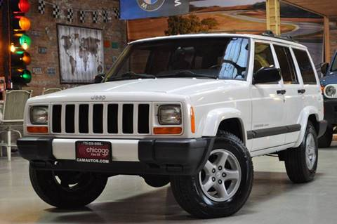1999 Jeep Cherokee for sale at Chicago Cars US in Summit IL