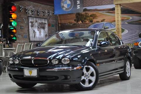 2002 Jaguar X-Type for sale at Chicago Cars US in Summit IL