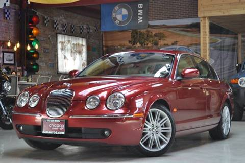 2005 Jaguar S-Type for sale at Chicago Cars US in Summit IL