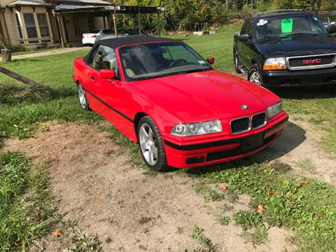 1994 BMW 3 Series for sale at Richard C Peck Auto Sales in Wellsville NY