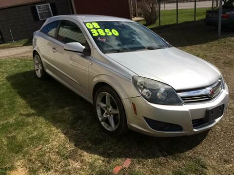 2008 Saturn Astra for sale at Richard C Peck Auto Sales in Wellsville NY