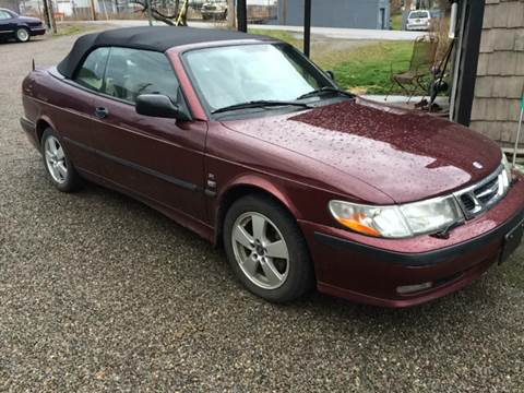 2003 Saab 9-3 for sale in Wellsville, NY