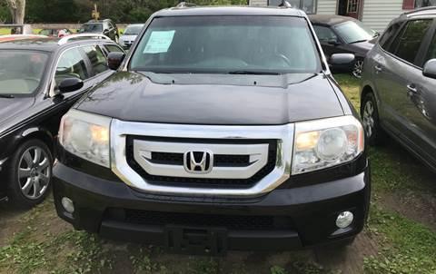 2009 Honda Pilot for sale in Wellsville, NY