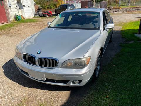2006 BMW 7 Series for sale in Wellsville, NY