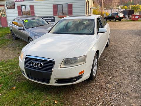 2005 Audi A6 for sale in Wellsville, NY