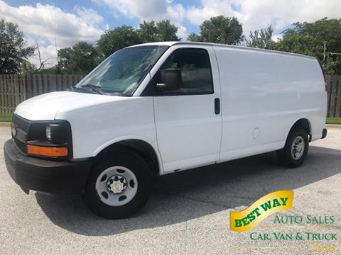 2010 Chevrolet Express Cargo for sale in Alsip, IL